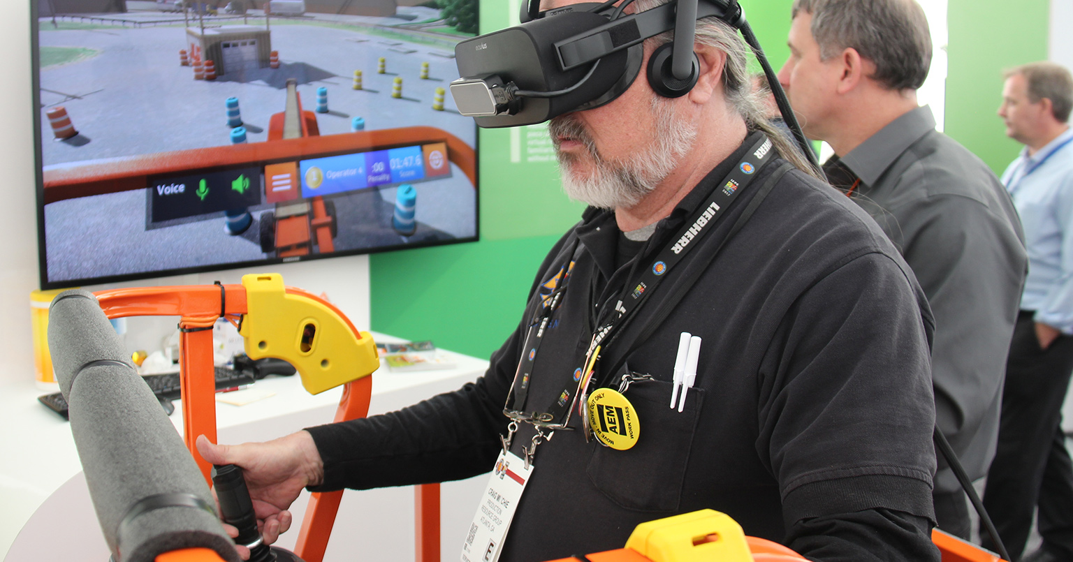 ForgeFX Simulations VR Training Simulator