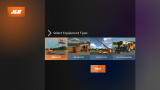 JLG-Equipment-Simulator-Menu-Screen