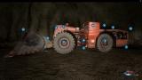 Komatsu Mining Underground Loader Inspection Point Training Simulator