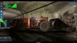 Underground Loader Training Simulator