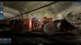 Underground LHD Training Simulator