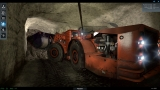 Komatsu Underground Mining Loader Training Simulator by ForgeFX Simulations