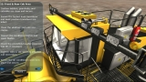 Heavy Equipment Operator Training Simulator Inspection