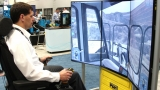 Komatsu (formerly Joy Global) Front-End Loader Training Simulator