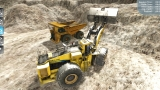 LeTourneau L-2350 Wheel Loader Operator Training Simulator
