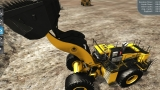 Virtual Wheel Loader Training Simulator