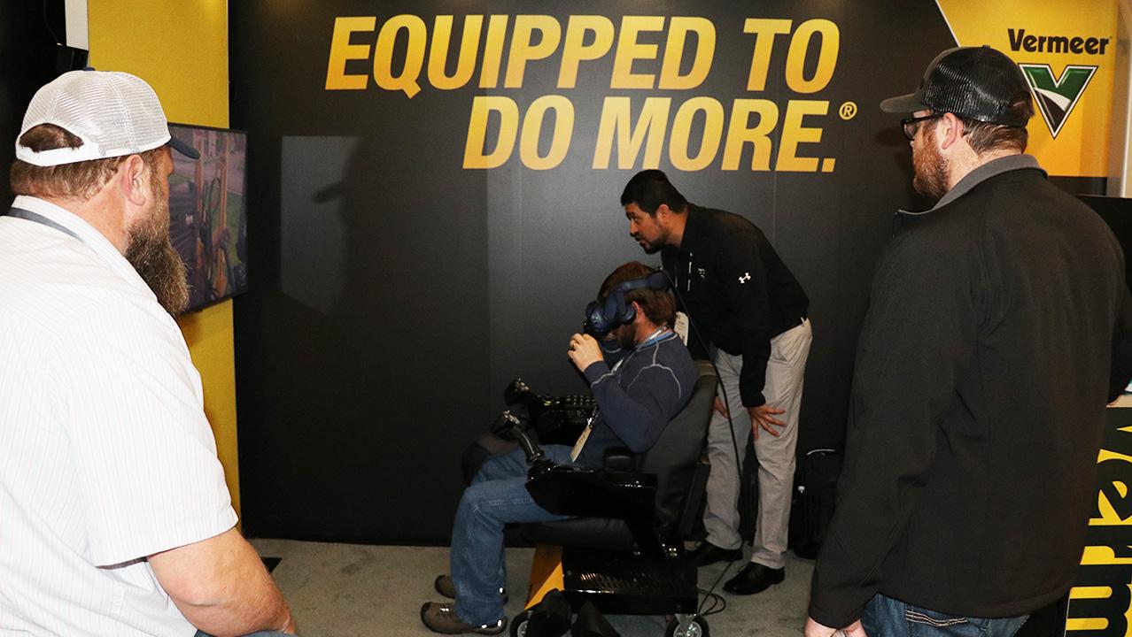 Vermeer Corporation Horizontal Directional Drilling Virtual Reality Training Simulator