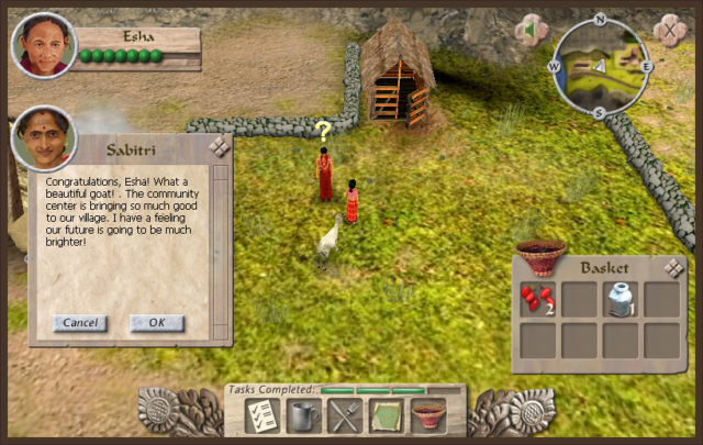 3D Simulation-Based Educational Game