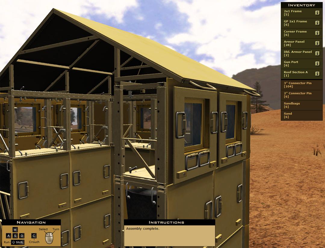 Simulation Based Training