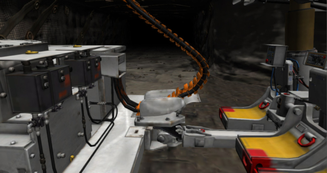 Longwall Training Simulator