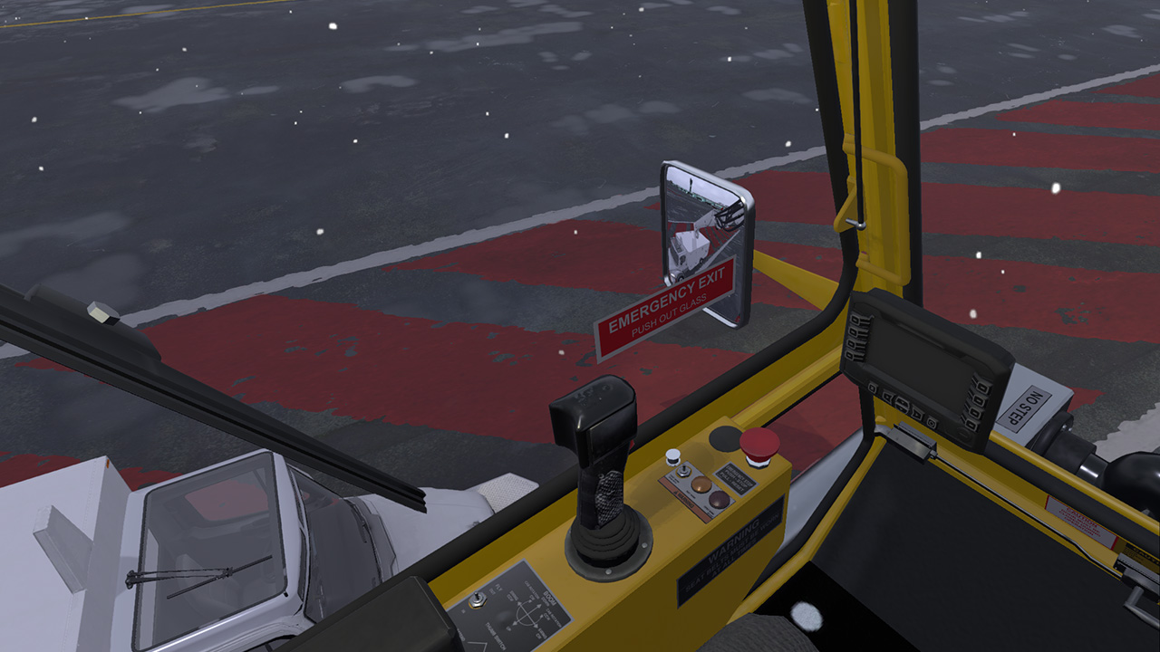 Deicing Simulator for Global Ground Support by ForgeFX Simulations