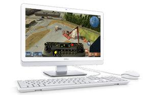 Desktop Computer-Based Simulator