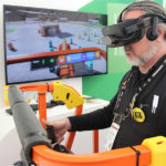 ForgeFX Training Simulations Featured Project JLG Industries, Immersive Training Simulator, VR Training Simulator