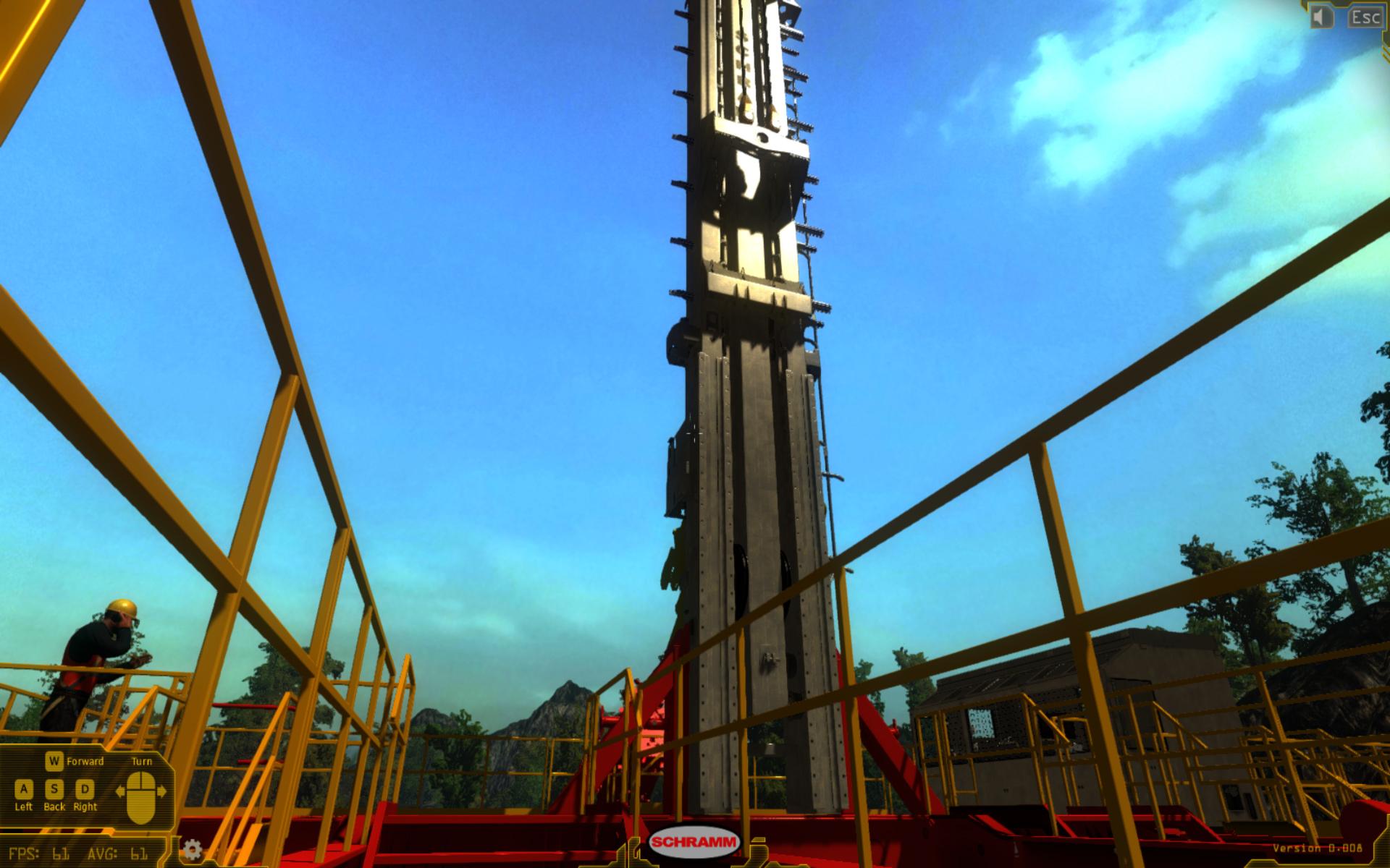Heavy Hoist Drill-Simulation Based Training