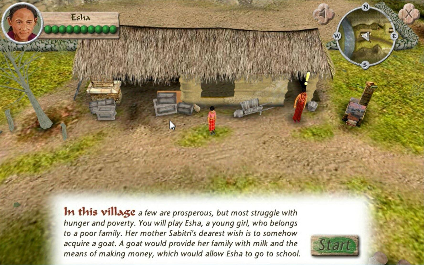 Heifer Village: Nepal, Virtual Heifer Village