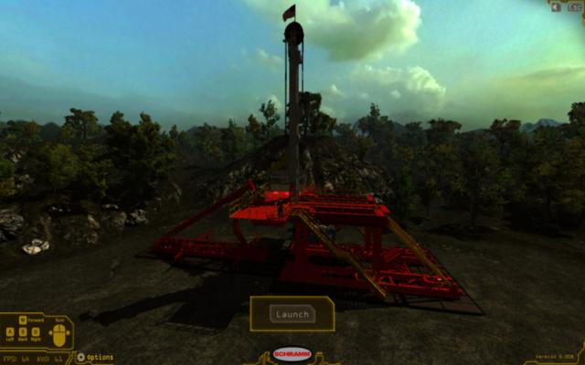 Hydraulic Drill Training Simulator
