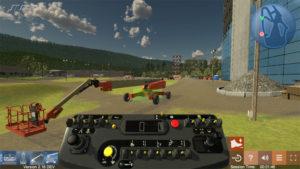 JLG Industries Aerial Work Platform Training Simulators by ForgeFX