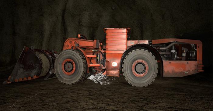 Joy Global Underground Mining Simulator by ForgeFX Simulations