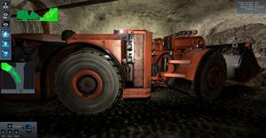 Komatsu Mining Corporation, Equipment Operator Training Simulator