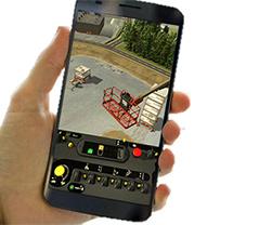 Mobile Phone Based Training Simulators