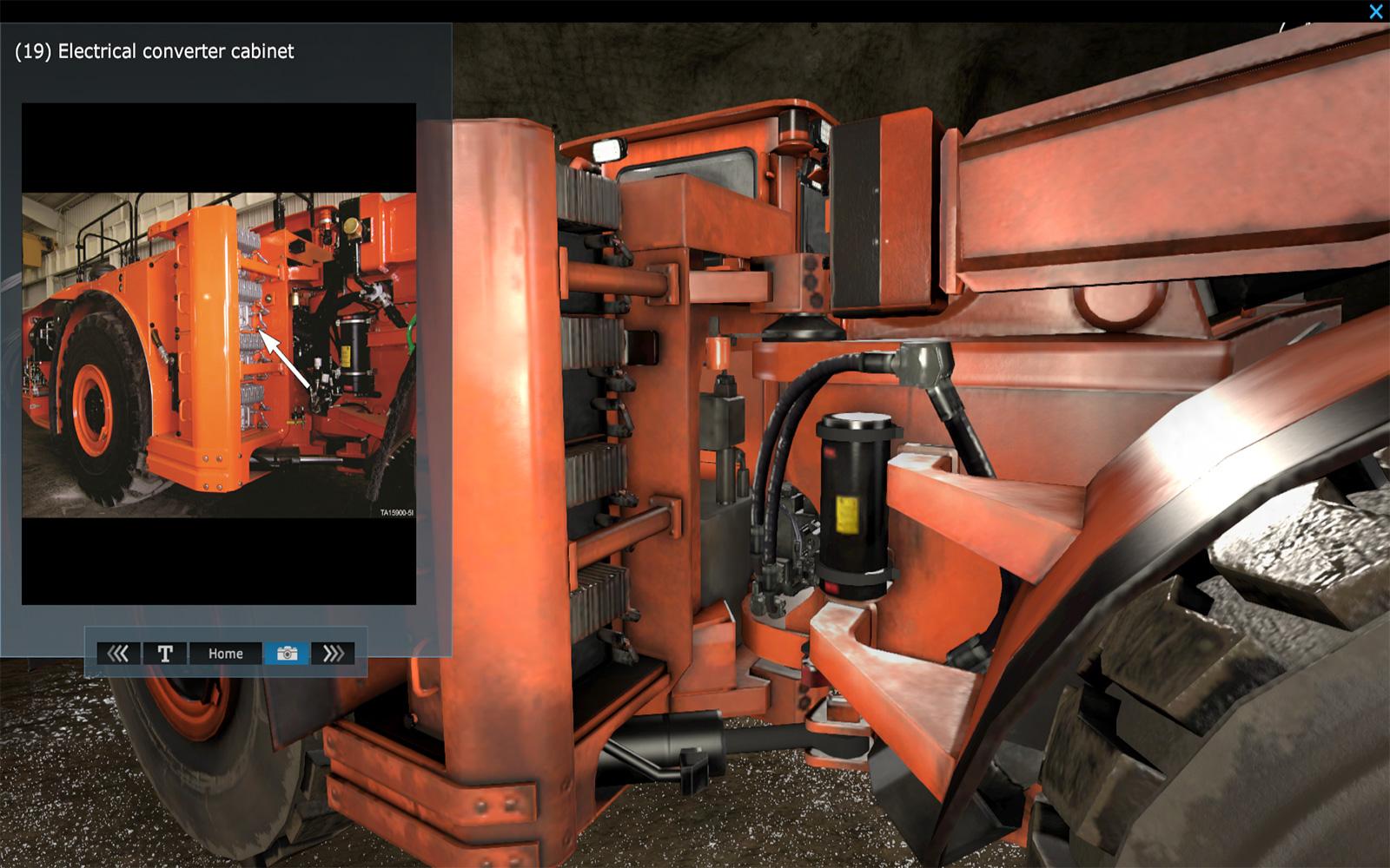 Simulation-Based Training Tutorial for Equipment Maintenance