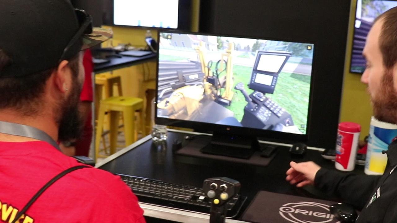 Simulation-Based Training for Drill Operator Training