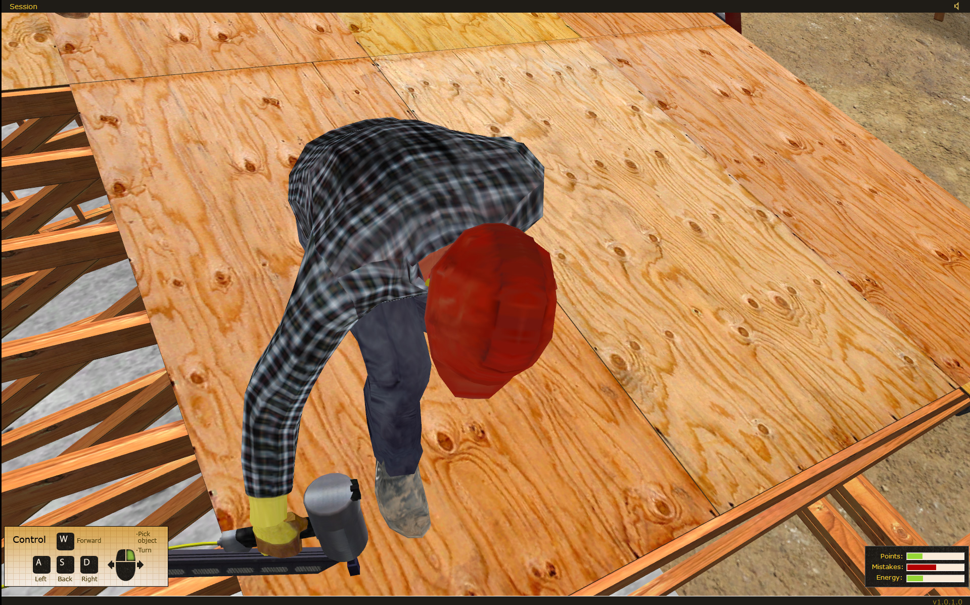 State Compensation Insurance Fund Safety Construction Material Handling Safety Training Simulator