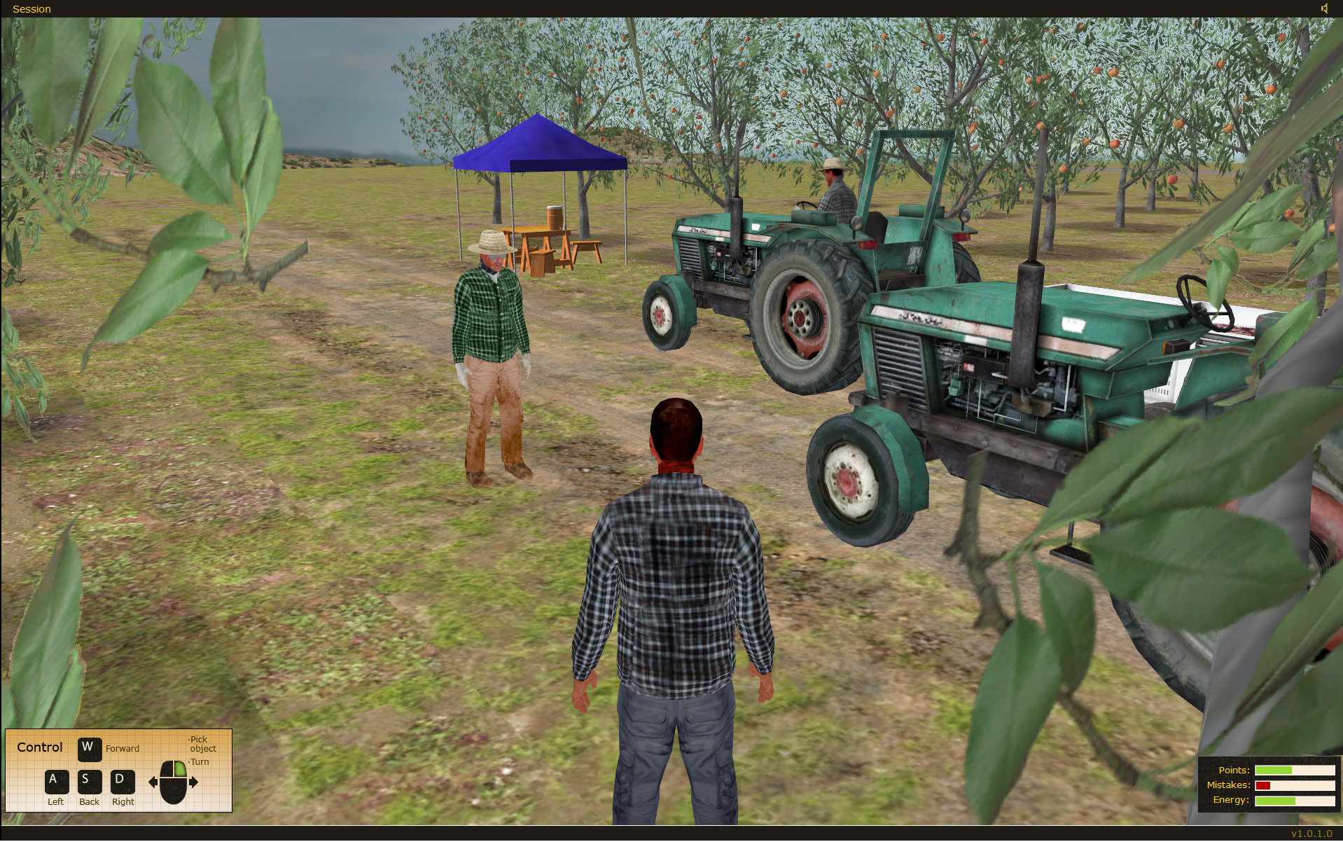 State-Compensation-Insurance-Fund-Tractor-Safety-Training-Simulator-Safety-Check-List