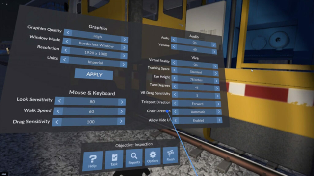 WMATA Metro Heavy Rail Operator Training Simulator by ForgeFX Simulations