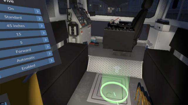 WMATA Metro VR Training Simulator by ForgeFX Simulations