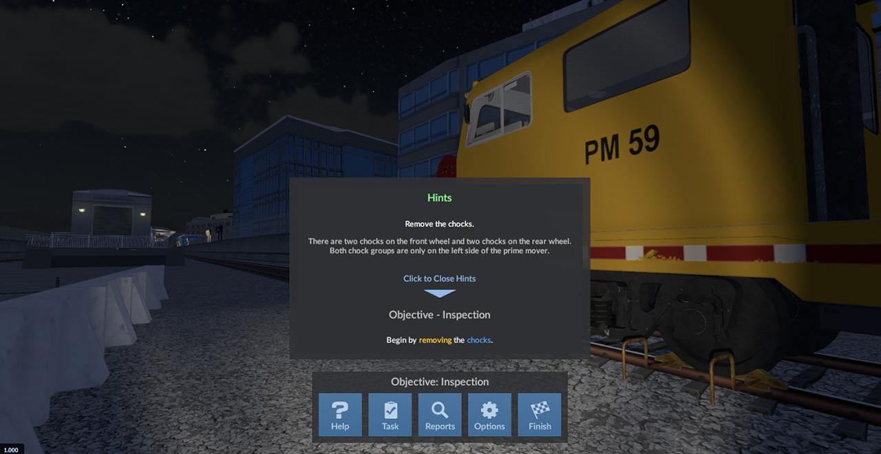 Metro Simulation-Based Training