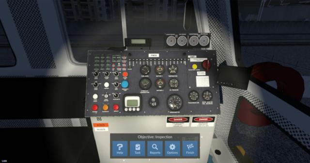 WMATA Metro Virtual Reality Training Simulator by ForgeFX Simulations