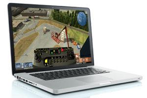 Laptop-Based Training Simulators